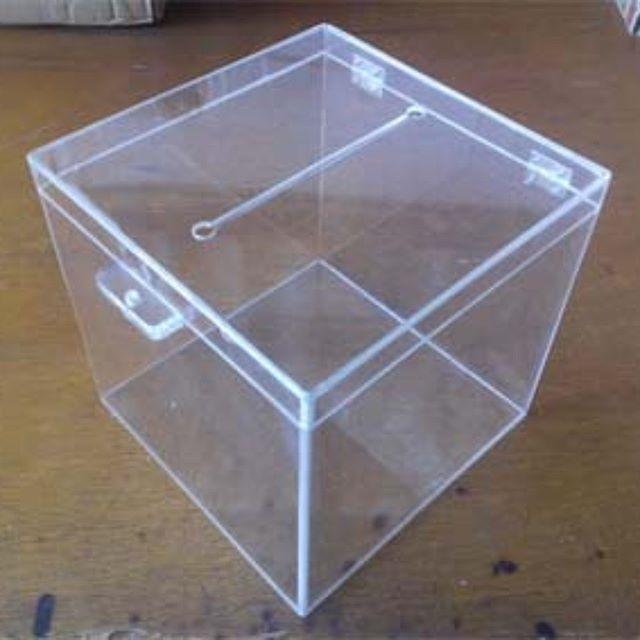 Urna quadrada